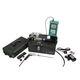 analizador de gas de combustión / de emisiones / portátil / automático