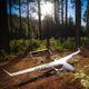 UAV híbrido / para toma de fotografías aéreas / de vigilancia / de fibra de carbono
