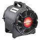 ventilador axial / de pie / de extracción / portátil