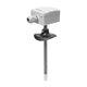 sensor de temperatura y de humedad relativa / instalado en conducto / del aire / para aplicaciones de proceso