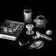 moldeo a presión / zinc / series grandes / series pequeñas