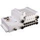 distribuidor hidráulico de cajón / de control directo / de aluminio / modular