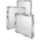 materia filtrante de fibra de vidrio / de aire