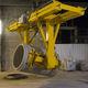 elevador de ventosas para cargas pesadas / para piezas planas / para el sector de la construcción / para canalizaciones