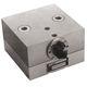 celda de carga de compresión / multicanales / de aluminio anodizado / de galga extensométrica