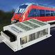 convertidor DC/DC para aplicaciones ferroviarias / montado sobre bastidor / reforzado