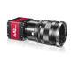 cámara de vigilancia / para la visión industrial / NIR / monocroma
