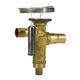 válvula termostática de expansión / de acero inoxidable / para climatización
