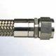 tubo flexible hidráulico / para gas / para productos alimentarios / FDA