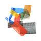 red de protección tubular de plástico