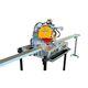 máquina de hender para materiales de construcción / de sobremesa / portátil / manual