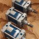 cilindro neumático / de tirantes / de aluminio anodizado