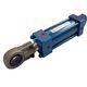 cilindro hidráulico / de doble efecto / ISO / de tirantes