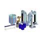 célula robotizada de carga / de descarga / de pulido / para centro de mecanizado