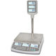 balanza de suelo / de mostrador / peso precio / con pantalla LCD