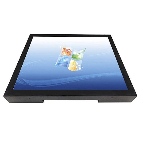monitor del LCD del marco abierto de la pantalla táctil del PCT ...