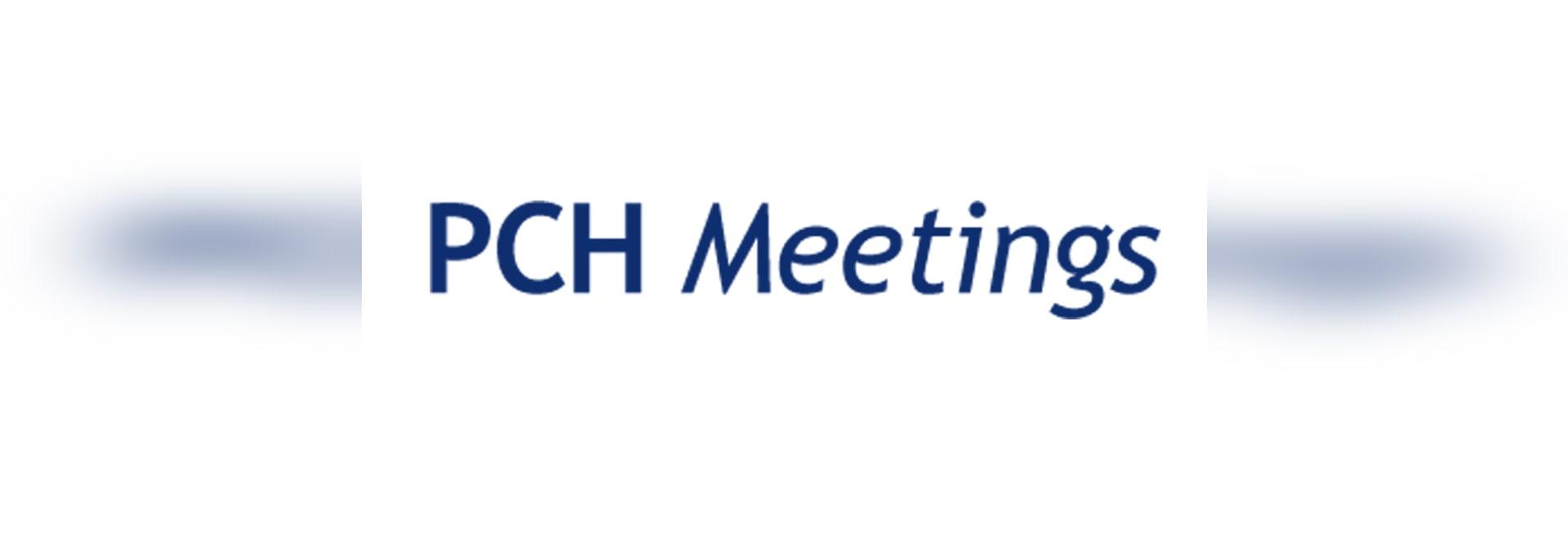 Ae&t de la reunión para las reuniones de PCH