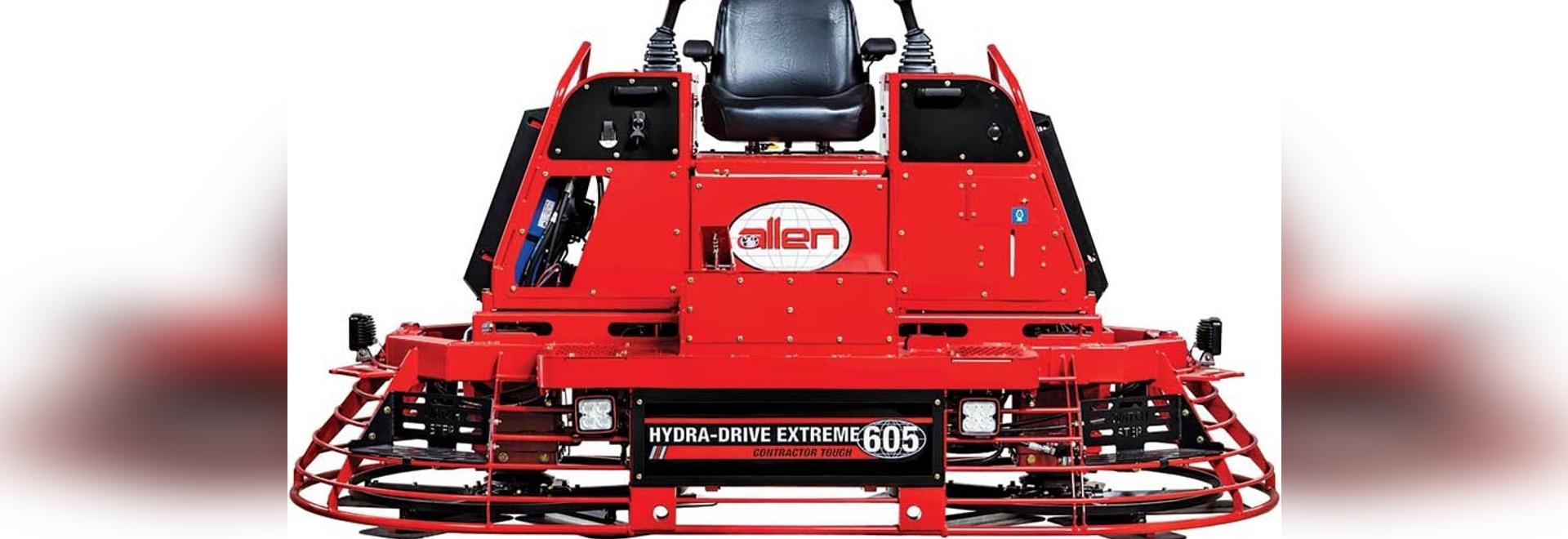Allen Engineering HDX605 Paseo-en la paleta