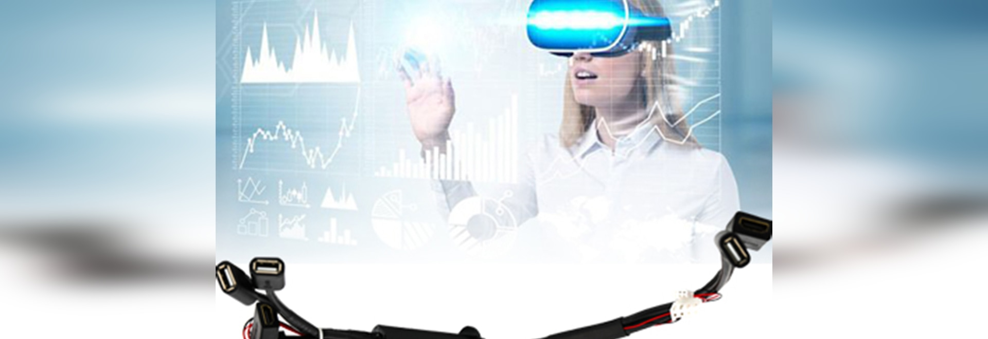 Anillo colectando de VR