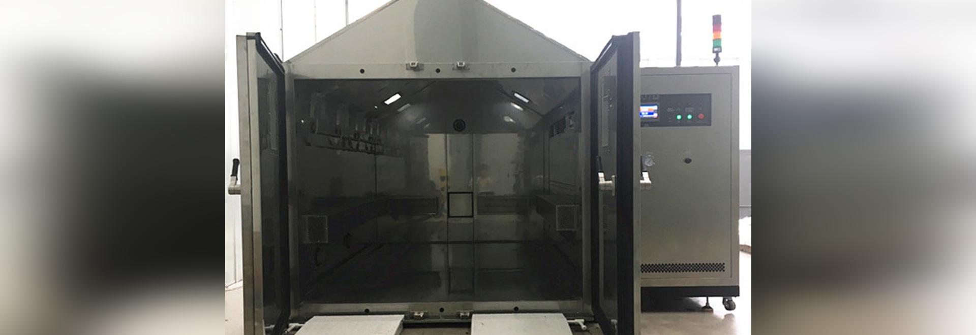 Cámara combinada de la prueba de la rociadura de la humedad y de sal de la temperatura-- Prueba automática