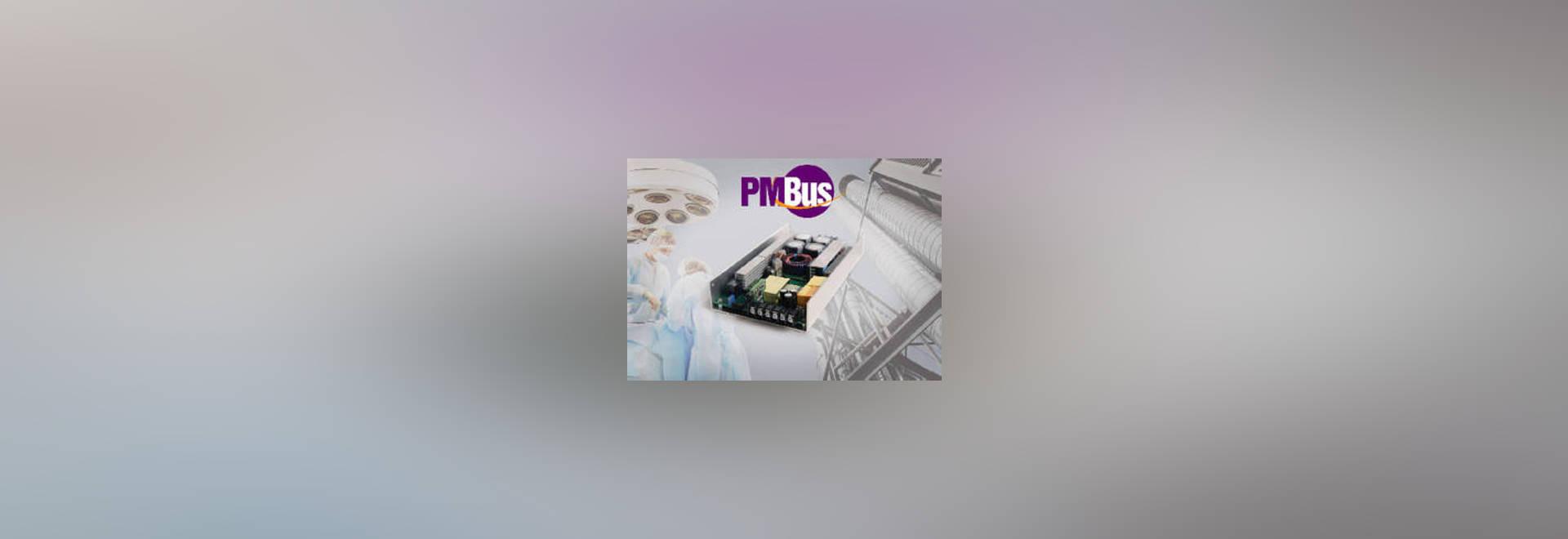 Comunicaciones de PMBus de la ayuda de las unidades de la fuente de ...