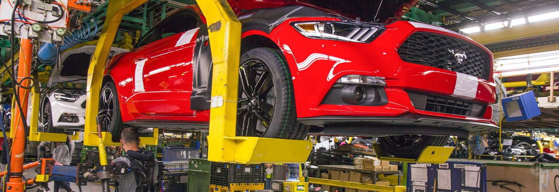Cómo el EksoVest está cambiando la industria del automóvil necesitanda mucho trabajo