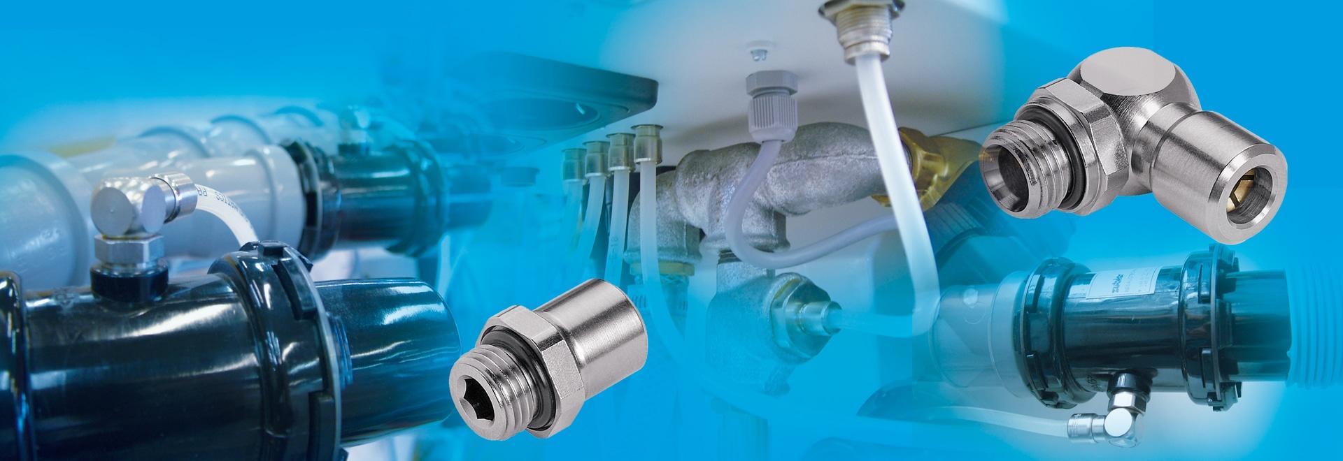 Componentes confiables del aire comprimido en la tecnología dental (foto: Zubler)