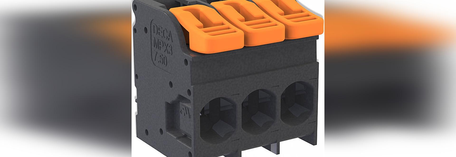 Conectadores MPX312 de DECA