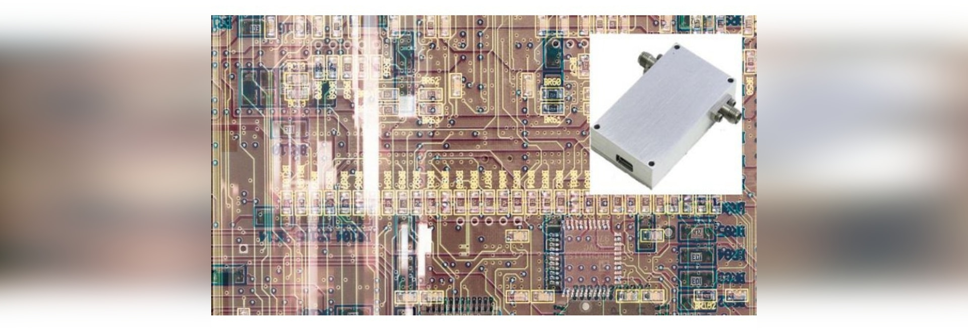 Controles digitales variables de atenuador de 60 o 90 dB a 6 GHz