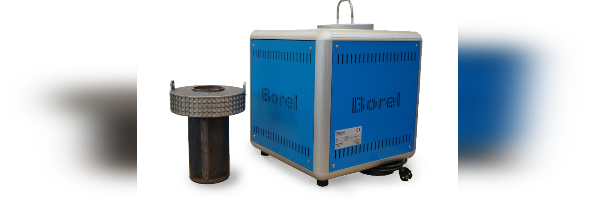CU 1050-SE del horno del baño de la sal del cubo