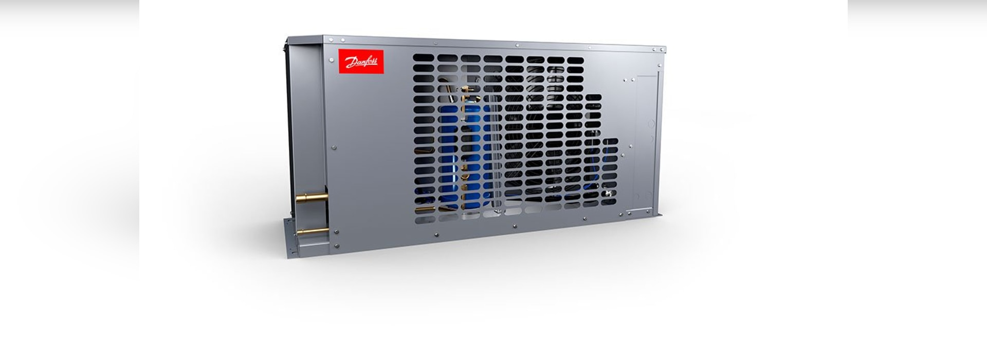 Danfoss introduce las nuevas unidades de condensación delgadas de Optyma™