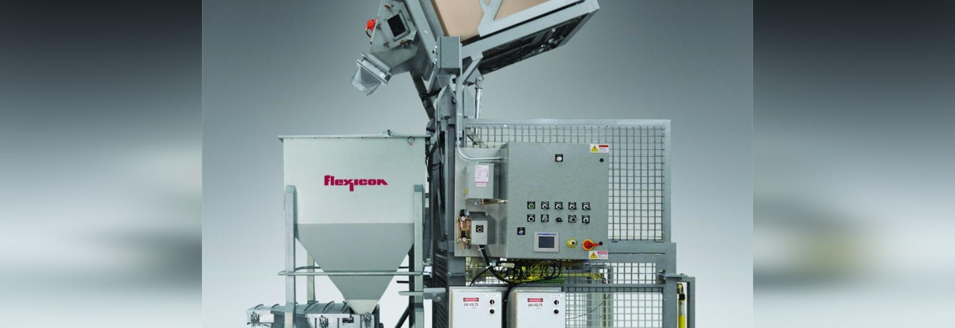 Descargador sanitario de la caja de la alta elevación con el alimentador vibratorio del compartimiento.