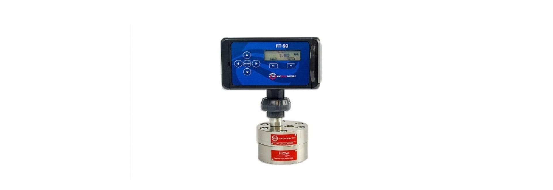 Los dispositivos Bluetooth permiten la programación remota de medidores de flujo