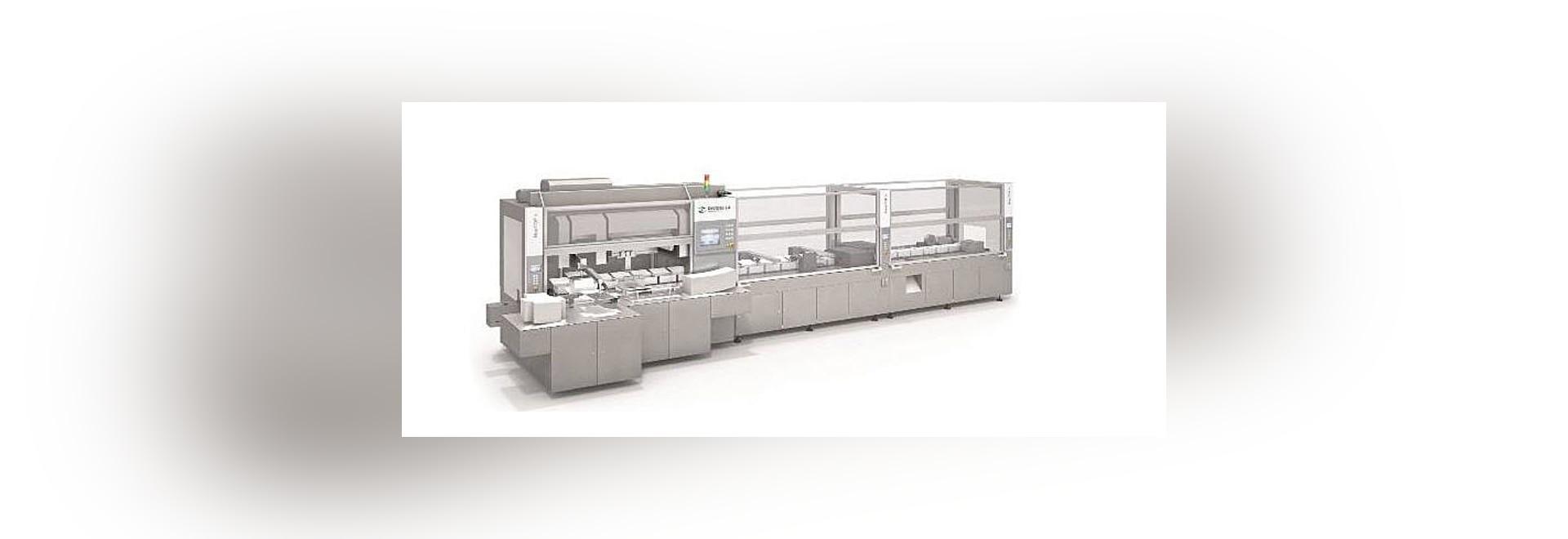 Dividella presenta la nueva generación de las características innovadoras de los cartoners de TopLoading en el NeoTOP x