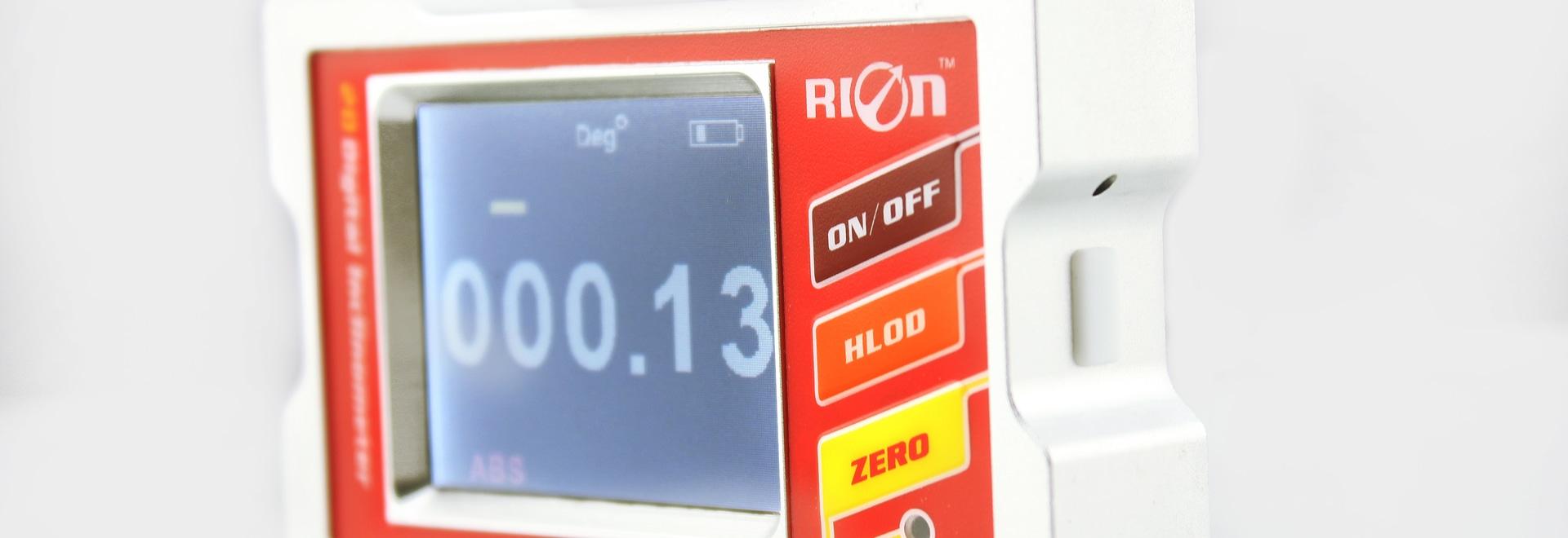 DMI 410/420 Inclinómetro de pantalla digital
