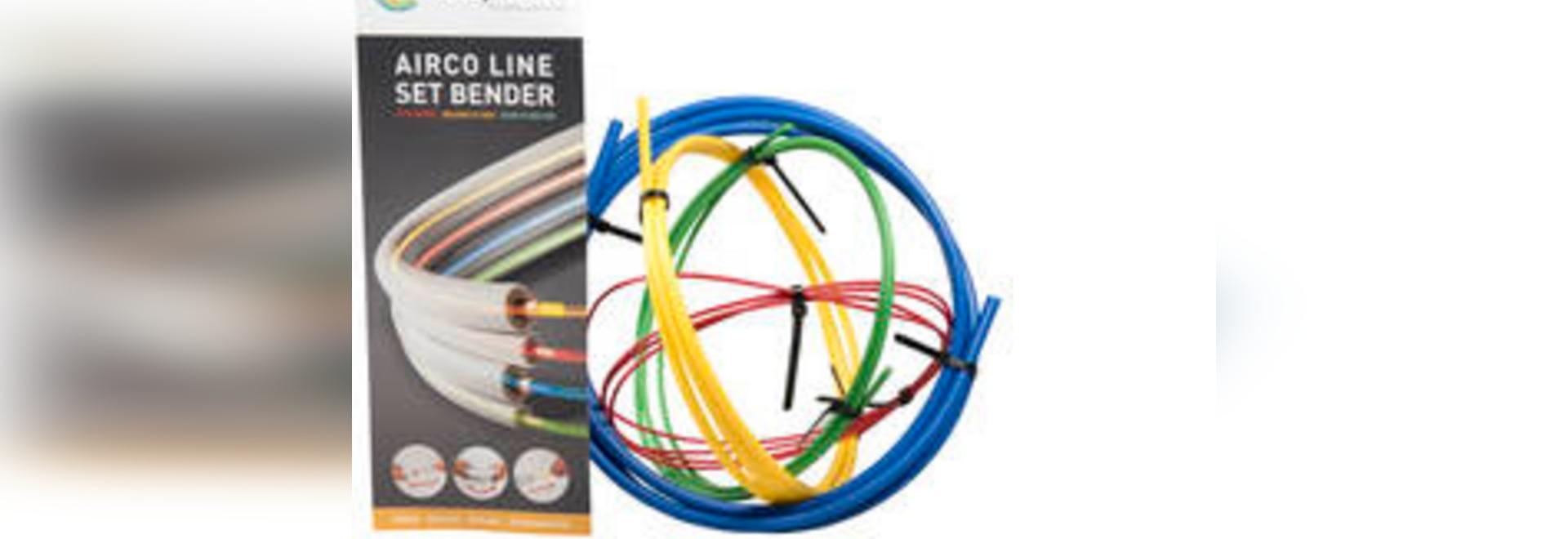 El doblador del tubo de Easybend de Marketair elimina las torceduras costosas de Lineset en instalaciones de Minisplit/VRF