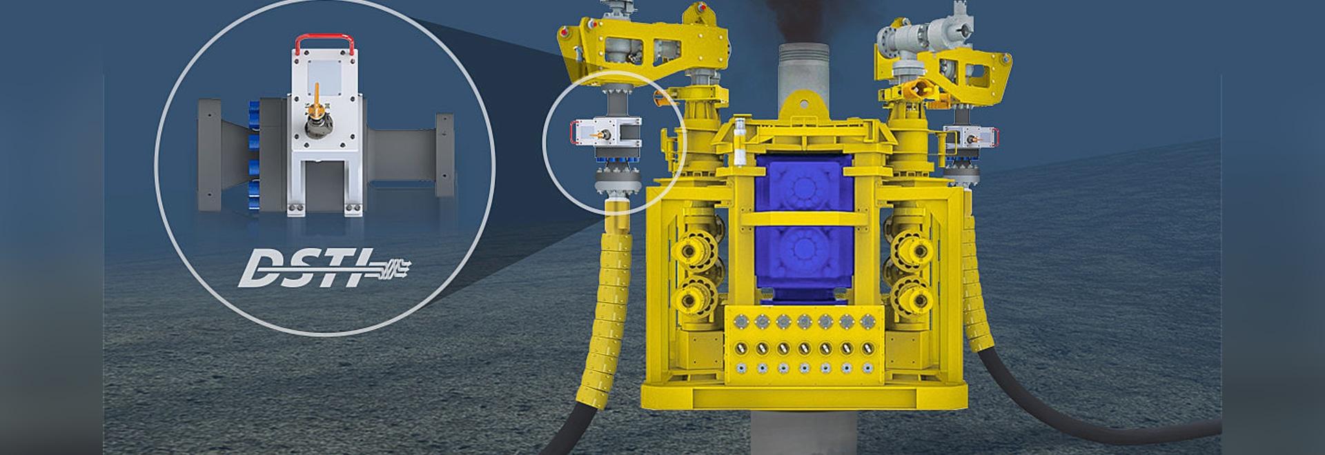 DSTI desempeña papel crítico en tecnología de la contención de derramamiento de aceite