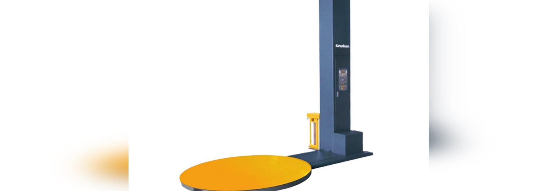 Embaladora del pre-estiramiento semi automático Abrasión-resistente