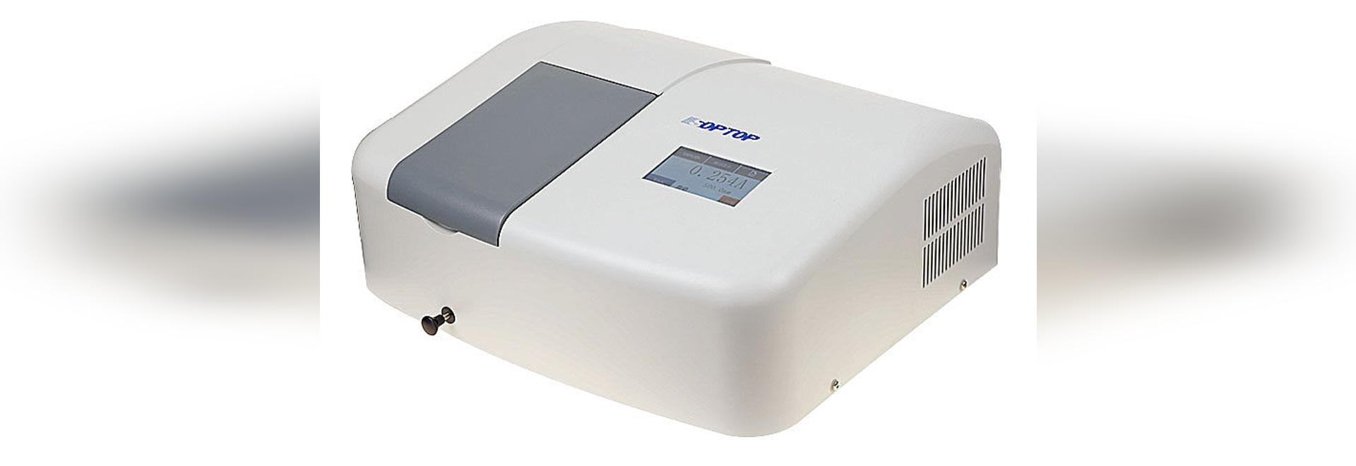 Espectrofotómetro UV2200 del Ultravioleta-Vis de la pantalla táctil de SOPTOP