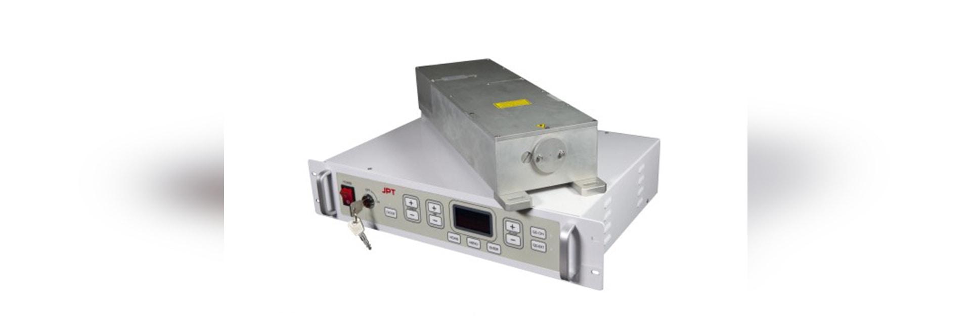 La fibra de JPT bombeó la fuente de laser ultravioleta