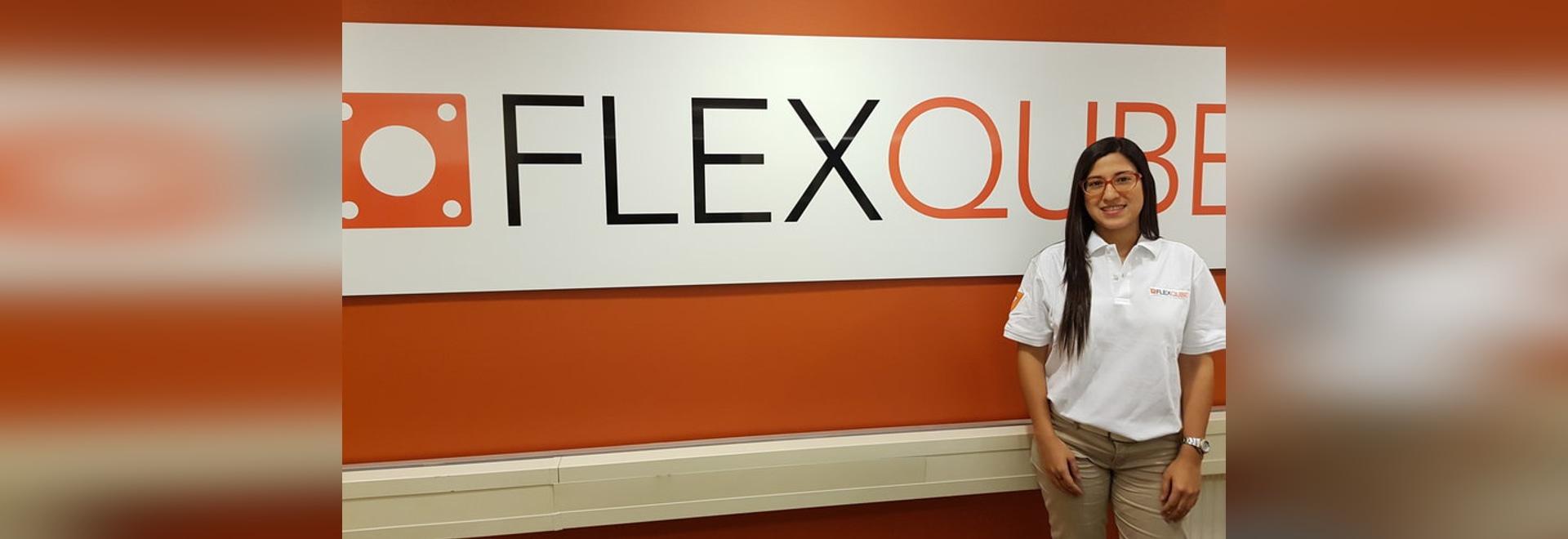 ¡FlexQube acoge con satisfacción a Cinthia To Our Design Team!