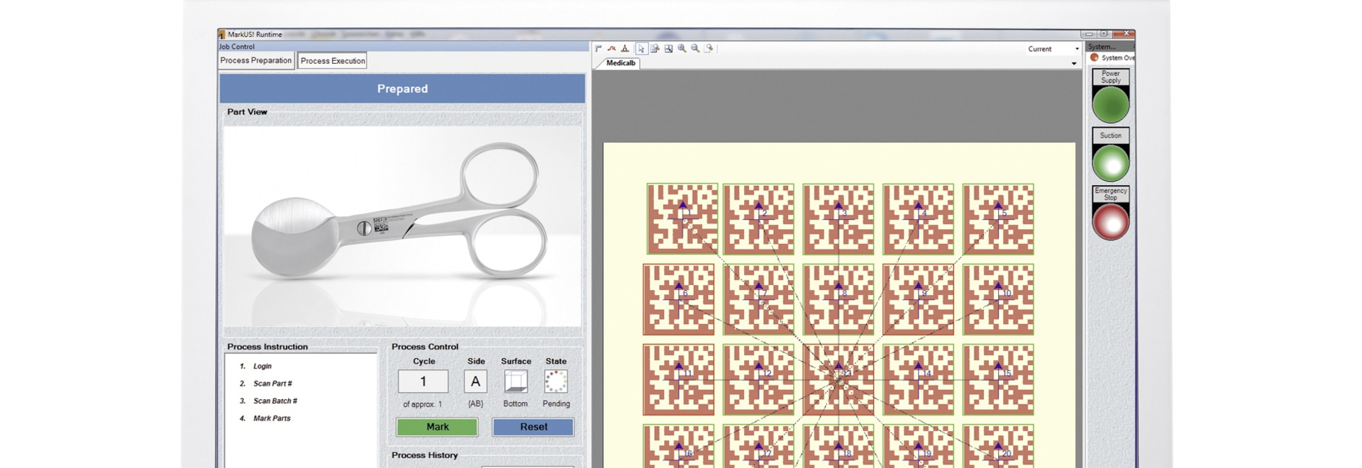 FOBA pone en marcha la actualización de software y la función característica-aumentadas del autofocus para una marca más eficiente del laser