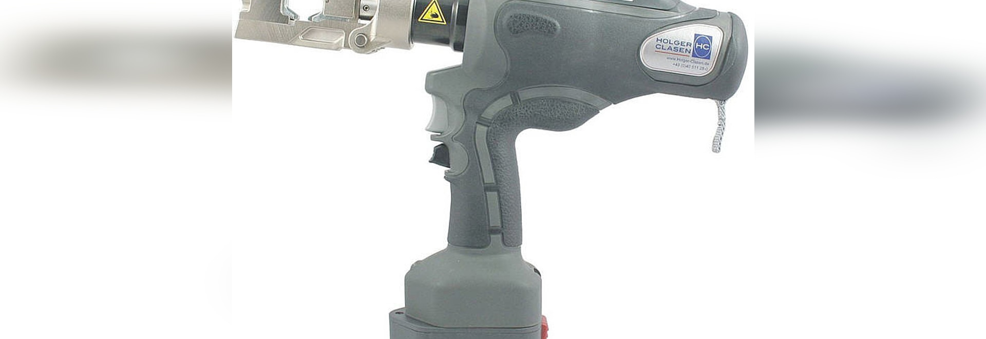 Herramienta que prensa hidráulica con pilas de PressMax® 5