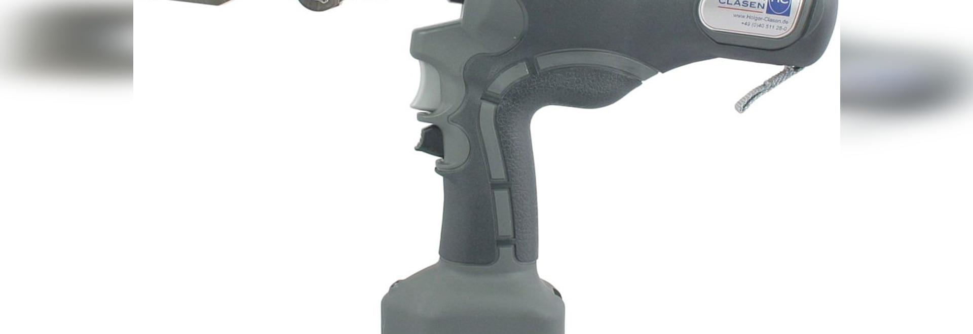Herramienta que prensa hidráulica con pilas de PressMax® 6