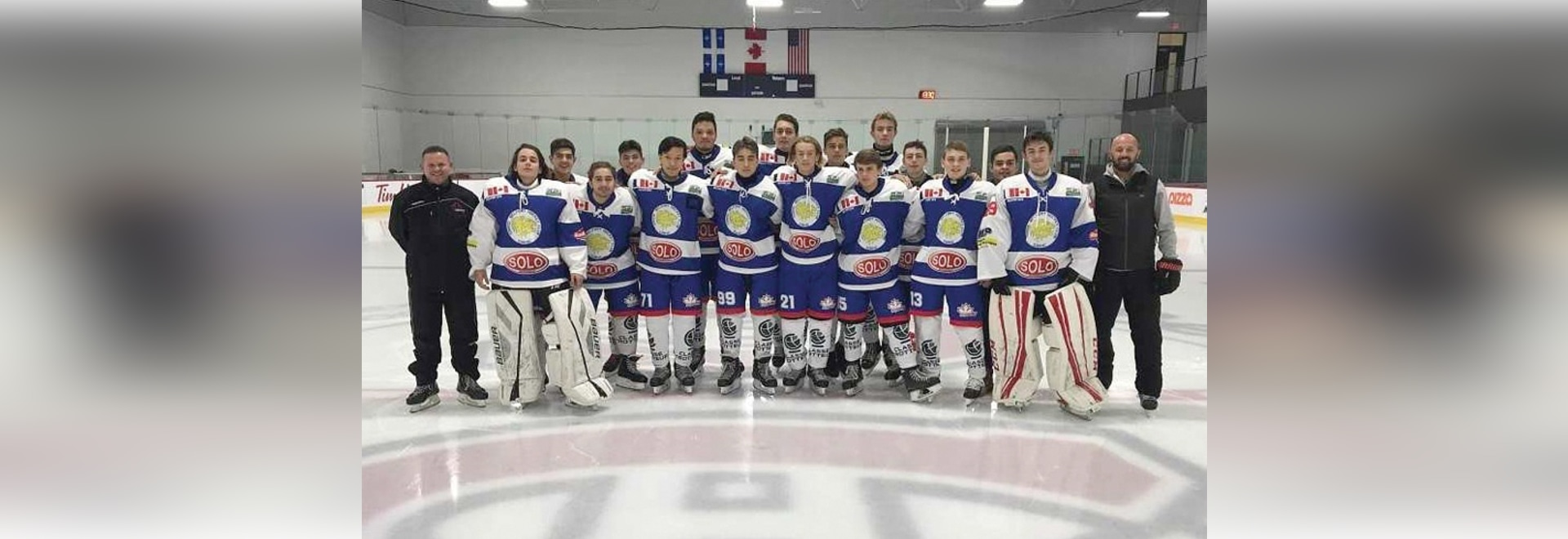 Hockey Team SOLO Swiss SA
