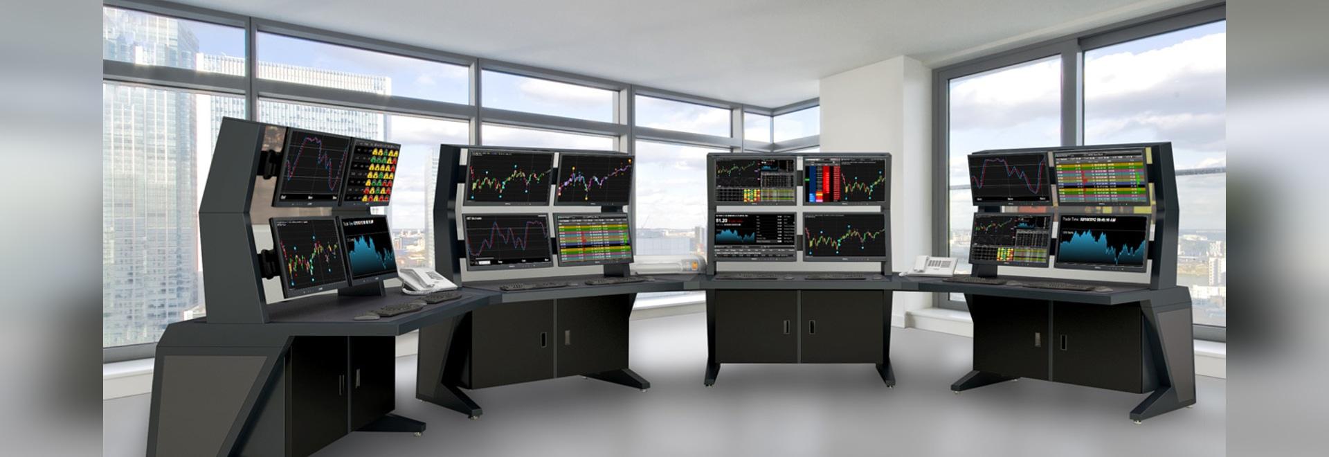ImageVision, Inc. señala la extensión en mercado financiero con los escritorios de los comerciantes