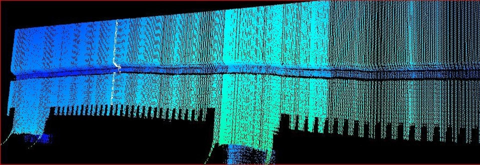 Inspección de juntas resultando de la soldadura del Electrón-haz