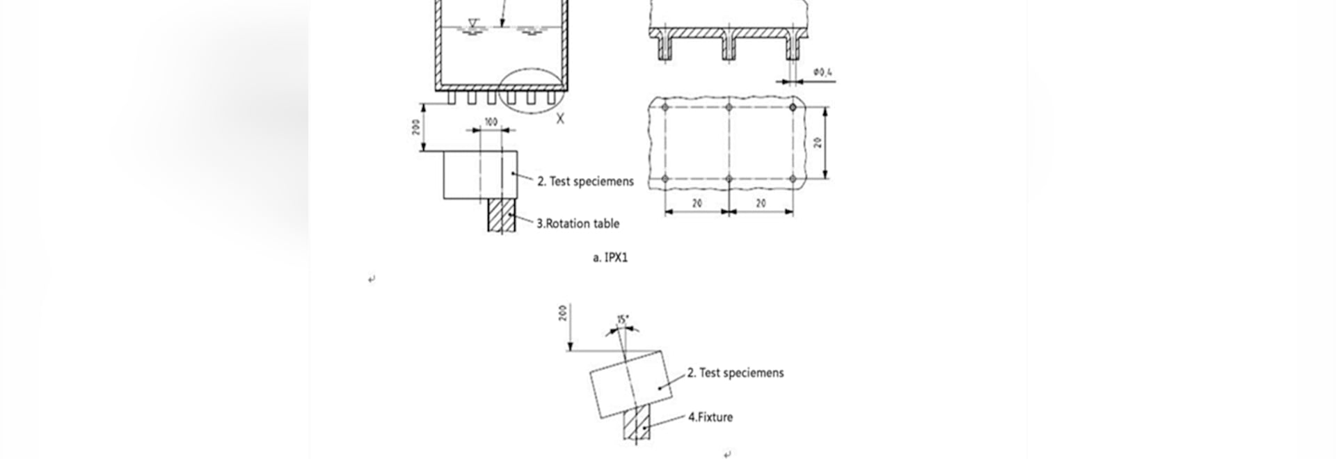 Introducción a la protección IPX12 Ingress Protection