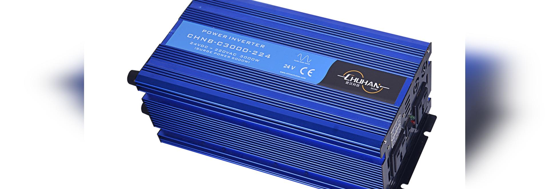 Inversor puro 3000W de la onda sinusoidal de CHUHAN DC/AC