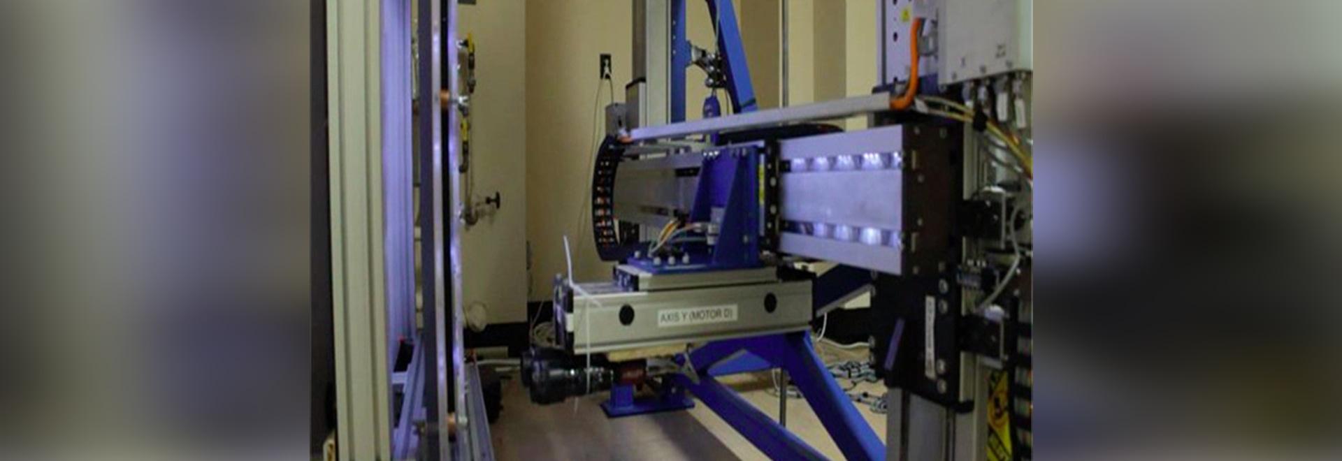 Linear-Drive-XYZ-robot